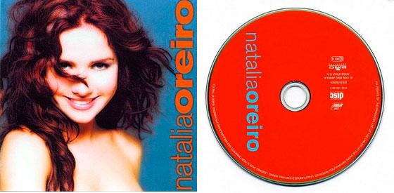 Natalia Oreiro albums